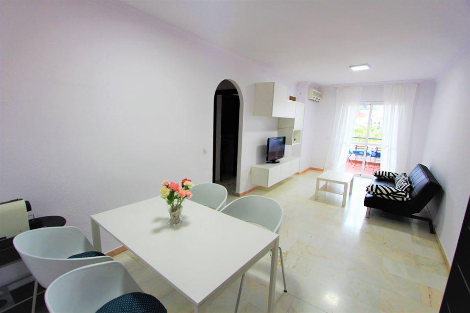 Apartment for rent in Benalmadena Pueblo
